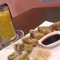 Das Foto wurde bei Asia Cuisine & Sushi Bar von Treptower am 7/24/2014 aufgenommen