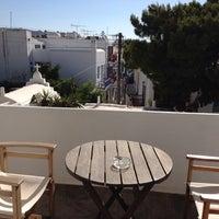7/12/2014 tarihinde H B.ziyaretçi tarafından Carbonaki Hotel Mykonos'de çekilen fotoğraf