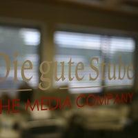 Das Foto wurde bei Die gute Stube - THE MEDIA COMPANY von Die gute Stube - THE MEDIA COMPANY am 8/17/2017 aufgenommen