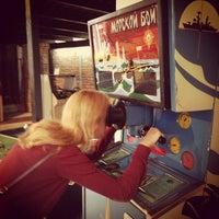 7/6/2013 tarihinde Сергей С.ziyaretçi tarafından Museum of Soviet Arcade Machines'de çekilen fotoğraf