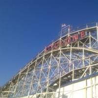 Photo prise au The Cyclone par Sean M. le6/12/2013