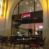 Снимок сделан в Emporio Armani Café- The Pearl Qatar пользователем Meho A. 7/4/2013