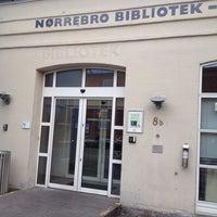 bibliotek nørrebro