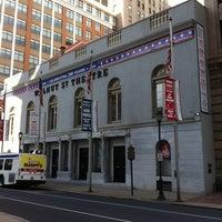2/17/2013 tarihinde Joe M.ziyaretçi tarafından Walnut Street Theatre'de çekilen fotoğraf