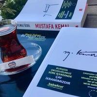 10/4/2018 tarihinde Cem Ç.ziyaretçi tarafından Baba Fırın - Cafe Taşyaka'de çekilen fotoğraf