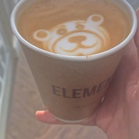 Das Foto wurde bei Element Specialty Coffee von Shatha am 11/10/2018 aufgenommen