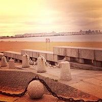 Снимок сделан в Парк 300-летия Санкт-Петербурга пользователем Vikysik 7/25/2013