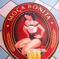 Das Foto wurde bei Moça Bonita Bar von DONATO G. am 11/19/2012 aufgenommen