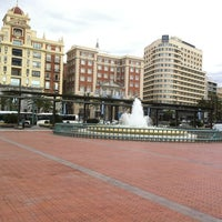 Foto scattata a Plaza de la Marina da Sandra G. il 4/3/2013