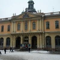 Foto tomada en Nobel Museum por Udo J. el 2/9/2013