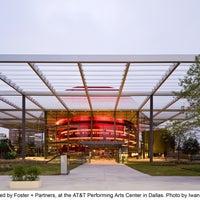 1/8/2014 tarihinde AT&T Performing Arts Centerziyaretçi tarafından AT&T Performing Arts Center'de çekilen fotoğraf