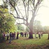 Das Foto wurde bei Bartram's Garden von Erin L. am 10/14/2012 aufgenommen