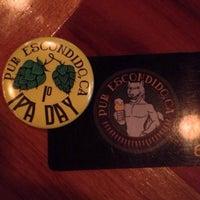 Das Foto wurde bei Pub Escondido, CA von Pedro B. am 8/7/2014 aufgenommen