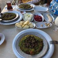 Das Foto wurde bei Paşa künefe ve dondurma von Sezer Y. am 10/27/2018 aufgenommen