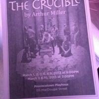 3/3/2013에 Nureen G.님이 NYU Provincetown Playhouse에서 찍은 사진