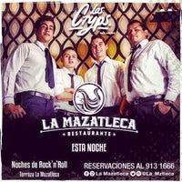 Foto tomada en La Mazatleca por Rafael Ernesto C. el 11/22/2014