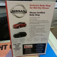 Mid City Nissan >> Mid City Nissan Now Closed Old Irving Park Chicago Il