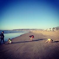 Foto tirada no(a) Mission Beach Park por Pavel K. em 12/28/2013