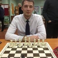 Foto tomada en Шахматный Клуб Белая Ладья por Кирилл О. el 12/14/2013