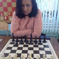 Foto tomada en Шахматный Клуб Белая Ладья por Кирилл О. el 3/29/2014