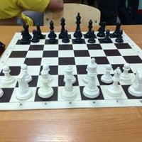 Foto tomada en Шахматный Клуб Белая Ладья por Кирилл О. el 9/17/2013
