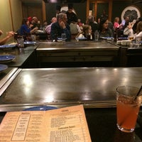 รูปภาพถ่ายที่ Nakato Japanese Restaurant โดย Bernard F. เมื่อ 11/30/2014