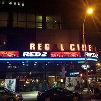 7/25/2013 tarihinde Thumpziyaretçi tarafından Regal Cinemas Union Square 14'de çekilen fotoğraf