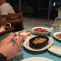 5/12/2018 tarihinde Serkan U.ziyaretçi tarafından Poyraz Balık Restaurant'de çekilen fotoğraf
