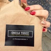 รูปภาพถ่ายที่ Omega Three โดย Катя К. เมื่อ 3/9/2016