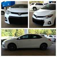 Photo Taken At Teague Toyota By Marvin G On 8 30 2017