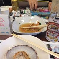 Das Foto wurde bei 石巻マルシェ 大森ウィロード山王店 von Kuniyuki T. am 8/8/2015 aufgenommen