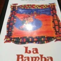 Menu - La Bamba Restaurant - Mexican Restaurant in Plantation