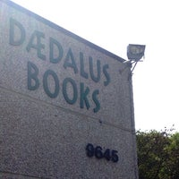 Photo Taken At Daedalus Books And Music Warehouse Outlet By Sonia S On 7