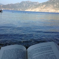 Foto scattata a Mavi Deniz da Mişel A. il 7/6/2013
