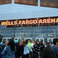 10/30/2013에 Harsha S.님이 Wells Fargo Arena에서 찍은 사진