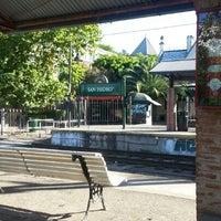 Foto tomada en Estación San Isidro [Línea Tren de la Costa] por Mishi el 1/10/2013