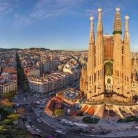 Foto tirada no(a) Sagrada Família por Анастасия Г. em 7/8/2013