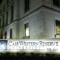 Foto tomada en Case Western Reserve University por Andy B. el 2/11/2013