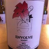 Снимок сделан в Envolve Winery пользователем Killa K. 11/21/2012
