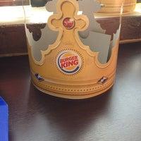 Снимок сделан в Burger King пользователем Slava F. 7/10/2013