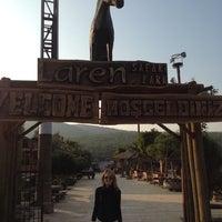 11/2/2013 tarihinde Özlem K.ziyaretçi tarafından Laren Safari Park'de çekilen fotoğraf