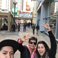 Das Foto wurde bei Broadway In Chicago von Edgar B. am 3/18/2016 aufgenommen