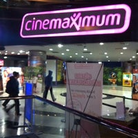 Photo prise au Cinemaximum par Zeynep U. le10/1/2013