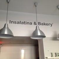 4/17/2013にElisabetta C.がInsalatina & Bakery®で撮った写真