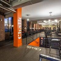4/15/2014에 Chalk Gyms님이 Chalk Gyms에서 찍은 사진