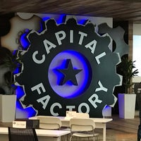 Photo taken at Capital Factory by Eric C. on 11/13/2018