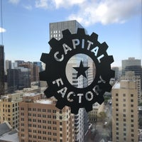 Photo taken at Capital Factory by Eric C. on 3/9/2019