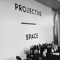 Снимок сделан в Projective Space пользователем Anna H. 5/8/2014