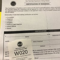 ... Photo taken at NYS Department of Motor Vehicles License Express by Jenn B. on 12 ...