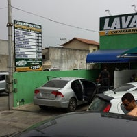 รูปภาพถ่ายที่ Lava Rápido Luiza โดย Victor W. เมื่อ 8/23/2014
